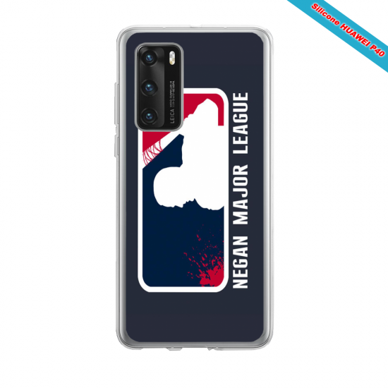 Coque silicone Iphone 12 PRO MAX Fan d'Overwatch Sombra super hero