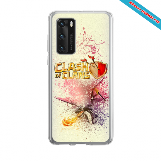 Coque silicone Iphone 12 PRO MAX Fan d'Overwatch Torbjörn super hero