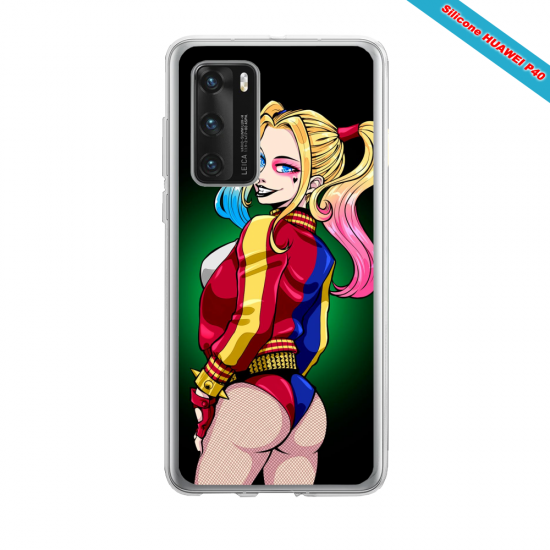 Coque silicone Huawei MATE 10 LITE Fan d'Overwatch Zenyatta super hero