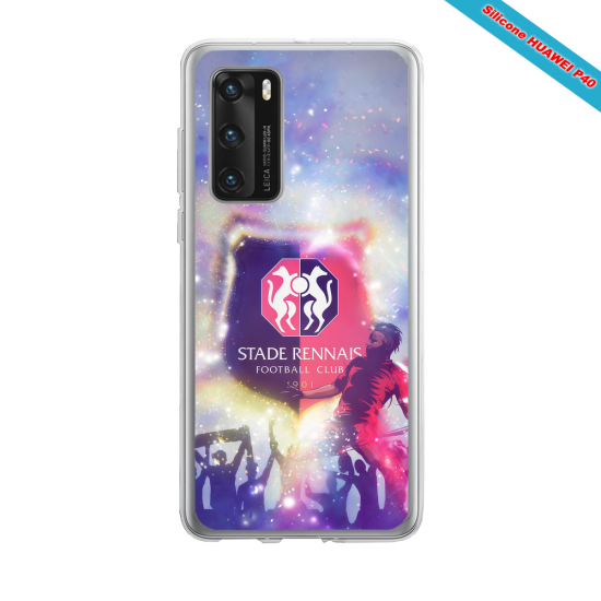 Coque silicone Huawei MATE 10 LITE Fan d'Overwatch Doomfist super hero