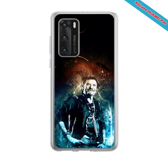Coque silicone Huawei MATE 10 LITE Fan d'Overwatch Brigitte super hero