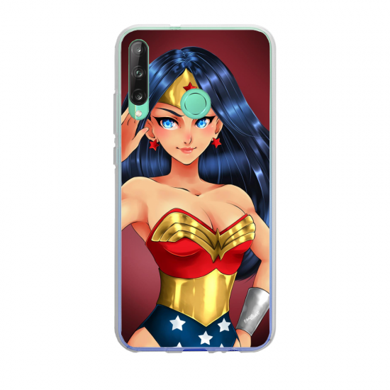 Coque silicone Huawei Mate 10 LITE Fan de BMW sport version super héro