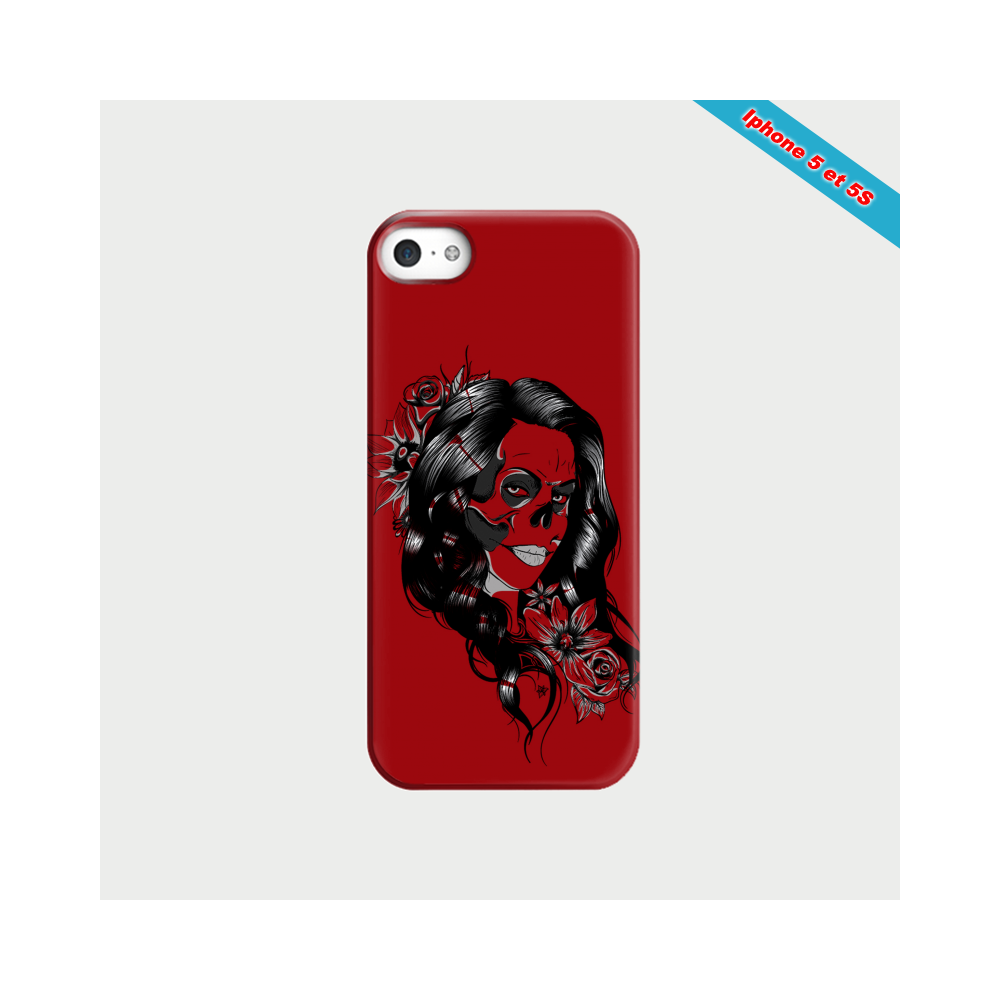 Coque Galaxy S5 Hipster Casquette