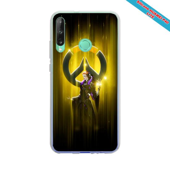 Coque silicone verte Iphone 12 Hipster Casquette