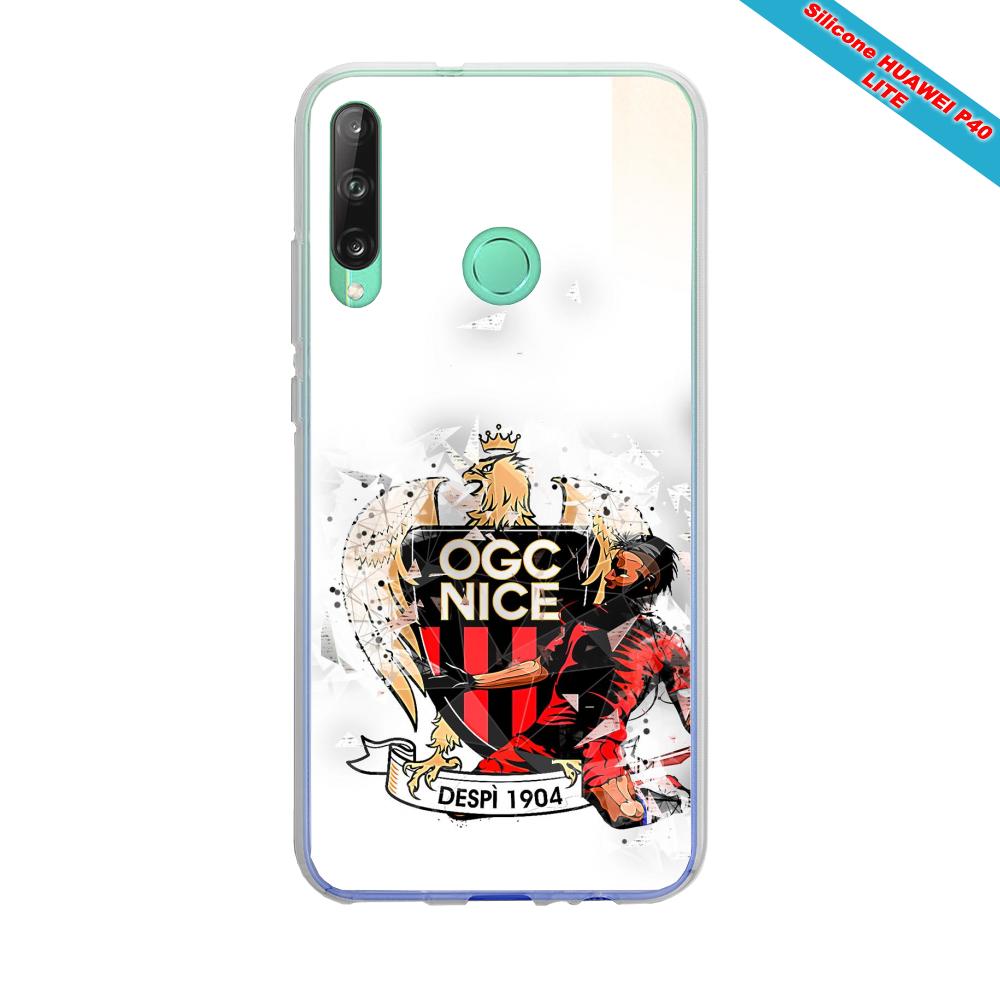 Coque silicone Iphone 12 Fan de Chicago Bulls
