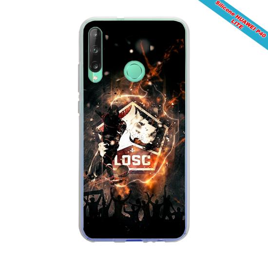 Coque silicone Iphone 12 Fan de Johnny Halliday fury