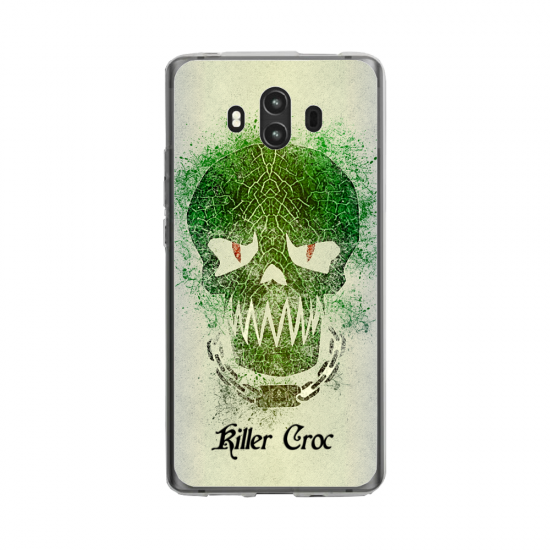 Coque silicone Huawei MATE 10 PRO Fan d'Overwatch McCree super hero