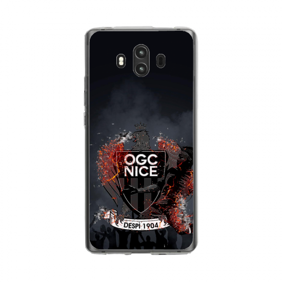 Coque silicone Huawei MATE 10 PRO Fan d'Overwatch Soldat 76 super hero