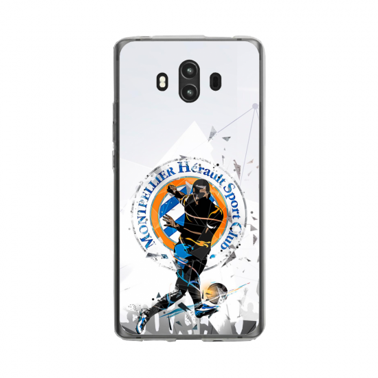 Coque silicone Huawei MATE 10 PRO Fan d'Overwatch Symmetra super hero