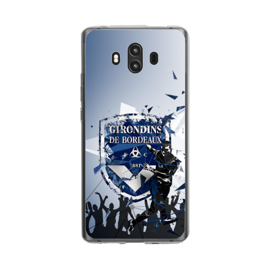 Coque silicone Huawei MATE 10 PRO Fan d'Overwatch Faucheur super hero