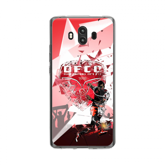 Coque silicone Huawei MATE 10 PRO Fan d'Overwatch Ange super hero