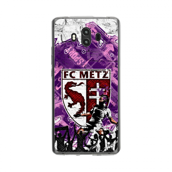 Coque silicone Huawei MATE 10 PRO Fan d'Overwatch Mei super hero