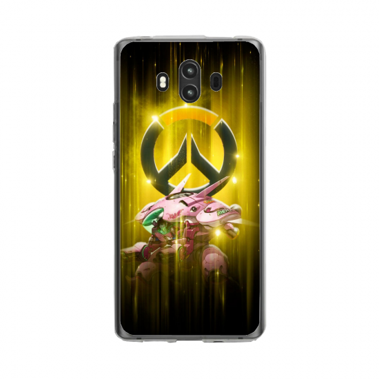 Coque silicone Huawei Mate 10 PRO Fan de BMW sport version super héro