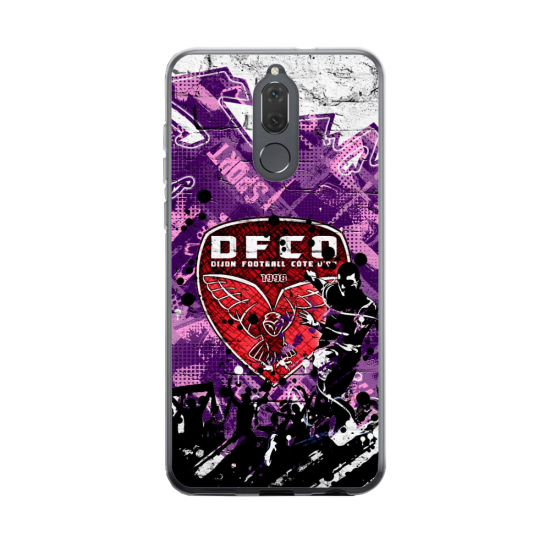 Coque silicone Huawei MATE 20 Fan d'Overwatch Torbjörn super hero
