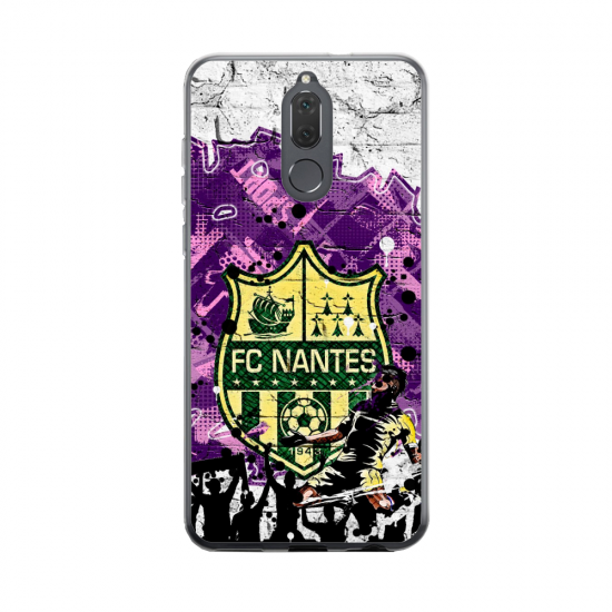 Coque silicone Huawei MATE 20 Fan d'Overwatch Orisa super hero