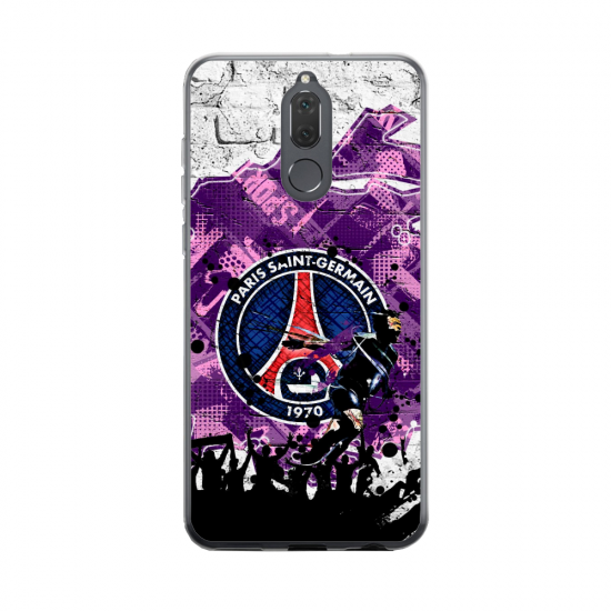 Coque silicone Huawei MATE 20 Fan d'Overwatch McCree super hero