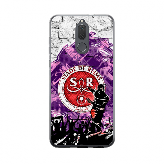 Coque silicone Huawei MATE 20 Fan d'Overwatch Lúcio super hero