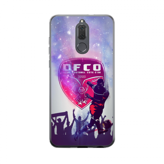 Coque silicone Huawei MATE 20 Fan d'Overwatch Brigitte super hero