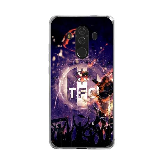 Coque silicone Huawei Mate 20 LITE Fan de BMW sport version super héro