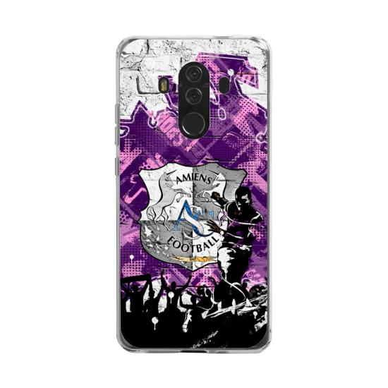 Coque silicone Huawei Mate 20 LITE Fan de BMW version super héro