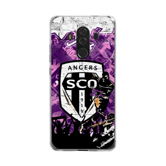 Coque silicone Huawei MATE 20 LITE Summer party