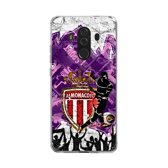 Coque silicone Huawei MATE 20 LITE Fan d'Overwatch Tracer super hero