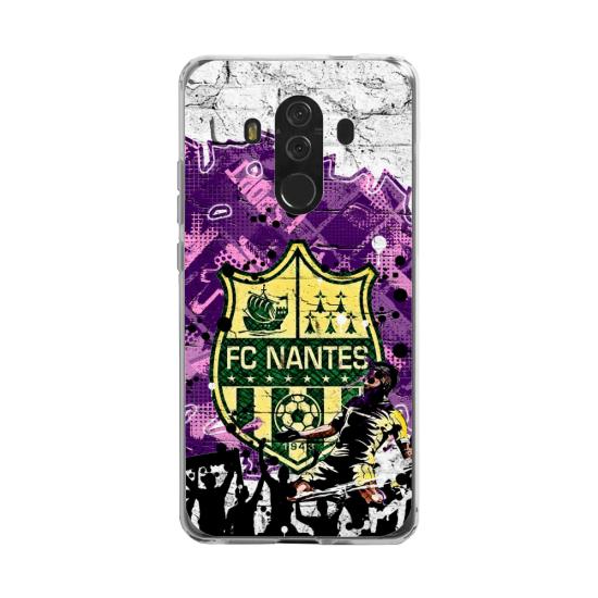 Coque silicone Huawei MATE 20 LITE Fan d'Overwatch Symmetra super hero