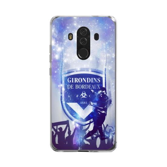 Coque silicone Huawei MATE 20 LITE Fan d'Overwatch Hanzo super hero