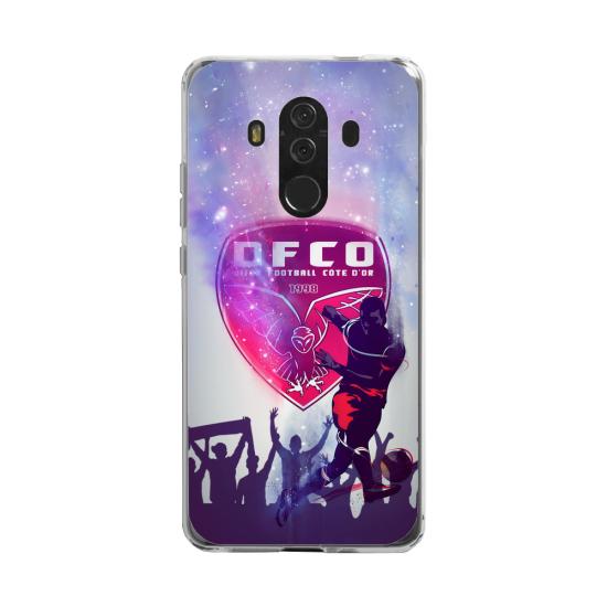 Coque silicone Huawei MATE 20 LITE Fan d'Overwatch Faucheur super hero