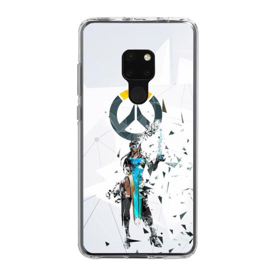 Coque silicone Galaxy A40  lion mandala