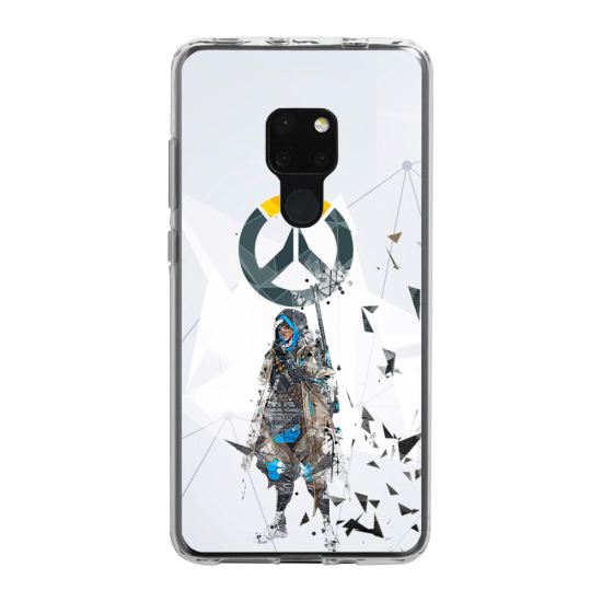 Coque silicone Galaxy A70  lion mandala