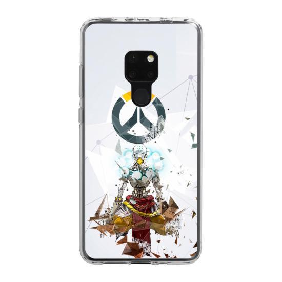 Coque silicone Galaxy J4 2018  lion mandala