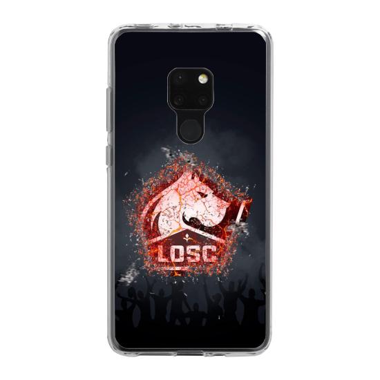 Coque silicone Galaxy J6  lion mandala