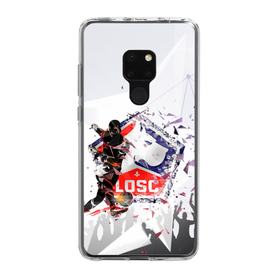 Coque silicone Galaxy J7 2016  lion mandala