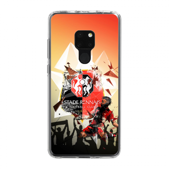 Coque silicone Huawei P20  lion mandala