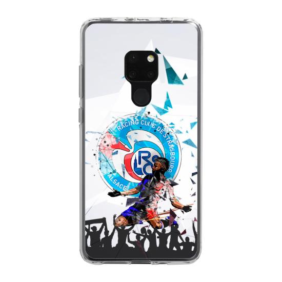 Coque silicone Huawei P20 LITE  lion mandala