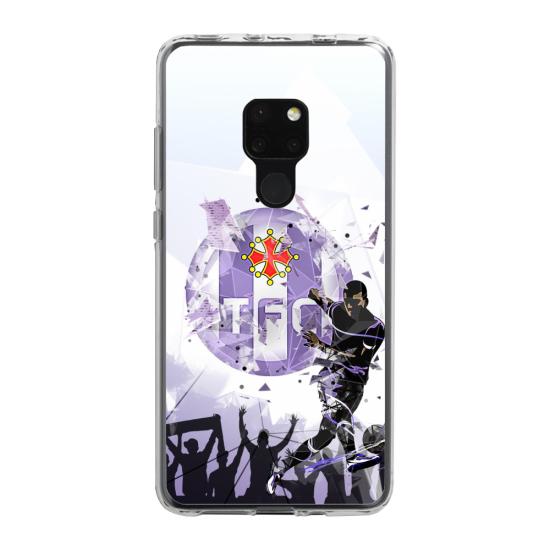 Coque silicone Huawei P20 LITE 2019  lion mandala