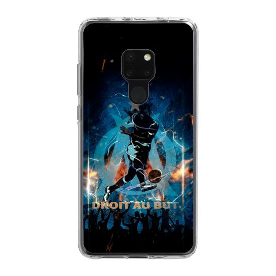 Coque silicone Huawei P40 Pro  lion mandala