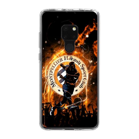 Coque silicone Huawei Mate 10 PRO  lion mandala
