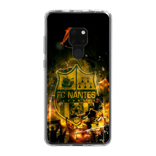 Coque silicone Huawei Mate 20  lion mandala
