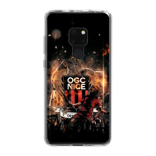 Coque silicone Huawei Mate 20 LITE  lion mandala