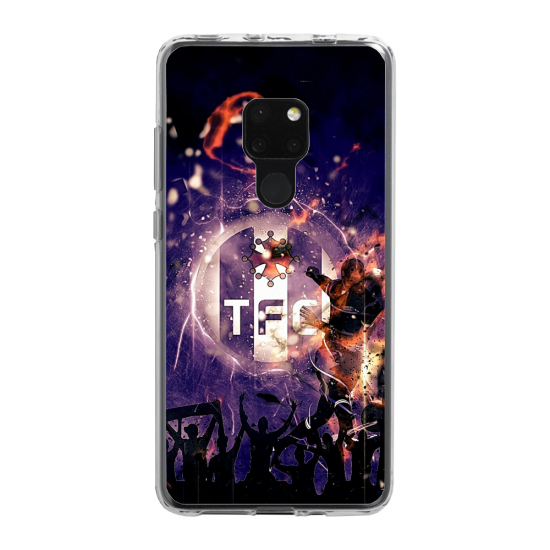 Coque silicone Iphone 6 PLUS Verre Trempé cerf mandala