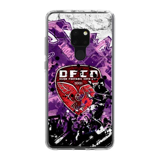 Coque silicone Iphone X/XS cerf mandala