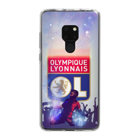 Coque silicone Galaxy A51 cerf mandala