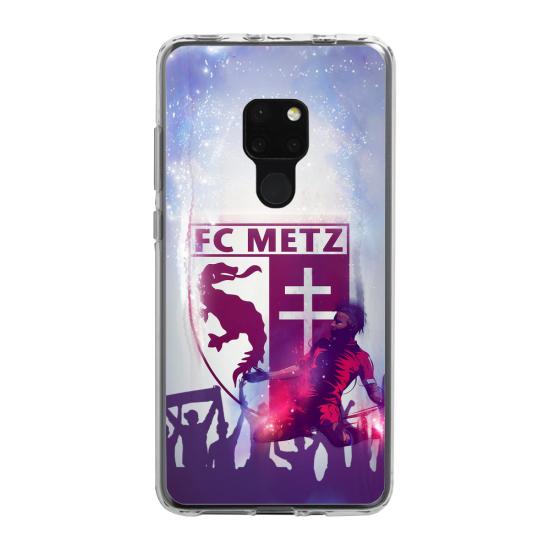 Coque silicone Galaxy A71 cerf mandala