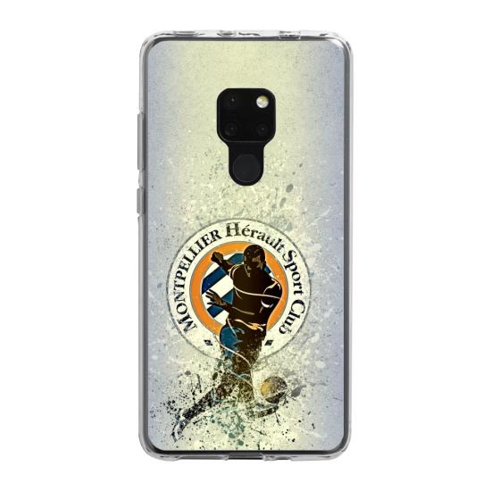 Coque Silicone Galaxy S9 cerf mandala