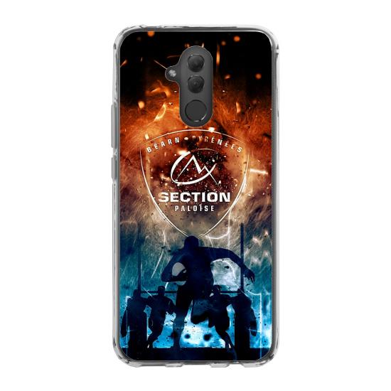 Coque silicone Iphone 11 chouette mandala