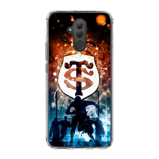 Coque silicone Iphone 11 Pro Max chouette mandala