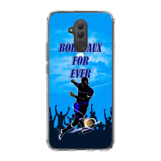Coque silicone Galaxy A51 chouette mandala