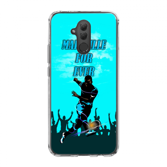 Coque silicone Galaxy A71 chouette mandala